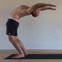 dropbacks and standing up  mobiyoga